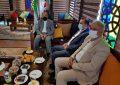 دیدار شهردار سوزا با مشاور ریاست جمهوری